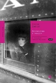 Okładka książki Dziewczyna z poczty Stefan Zweig