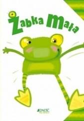 Okładka książki Żabka mała Barbara Żołądek