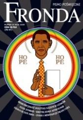 Okładka książki Fronda nr 53 zima 2009. Demoniczność polityki naszych czasów Redakcja kwartalnika Fronda