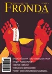 Okładka książki Fronda nr 36 wakacje 2005. Śmierć mózgowa Redakcja kwartalnika Fronda