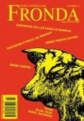 Okładka książki Fronda nr 35 Wielkanoc 2005. Hiszpania już nie katolicka? Redakcja kwartalnika Fronda