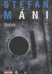 Okładka książki Statek Stefán Máni