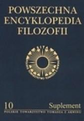 Okładka książki Powszechna Encyklopedia Filozofii Andrzej Maryniarczyk
