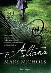 Okładka książki Altana Mary Nichols