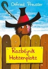 Okładka książki Rozbójnik Hotzenplotz Otfried Preussler
