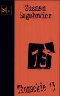 Okładka książki Tłomackie 13 Zusman Segałowicz