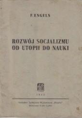 Okładka książki Rozwój Socjalizmu. Od utopii do nauki Fryderyk Engels