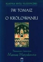 Okładka książki O królowaniu
