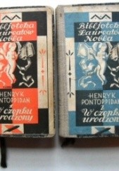 Okładka książki W czepku urodzony t. I i II