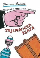 Okładka książki Tajemnicza szafa Dariusz Rekosz