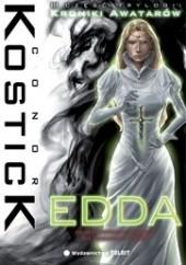 Okładka książki Edda Conor Kostick