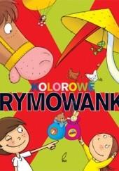 Okładka książki Kolorowe rymowanki Zbigniew Dobosz