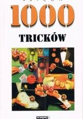 Okładka książki Księga 1000 tricków Nikolaus Lenz