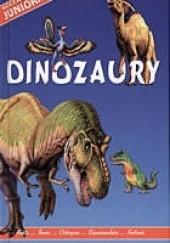Okładka książki Dinozaury David Norman