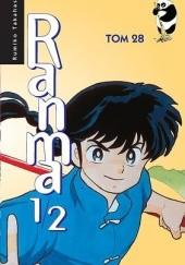 Okładka książki Ranma 1/2. Tom 28 Rumiko Takahashi