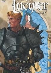 Okładka książki Lucyfer: Exodus Mike Carey