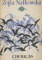 Okładka książki Choucas Zofia Nałkowska