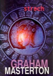 Okładka książki Strach Graham Masterton