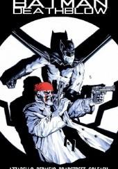 Okładka książki Batman/Deathblow Brian Azzarello,Lee Bermejo,Grant Goleash,Tim Bradstreet
