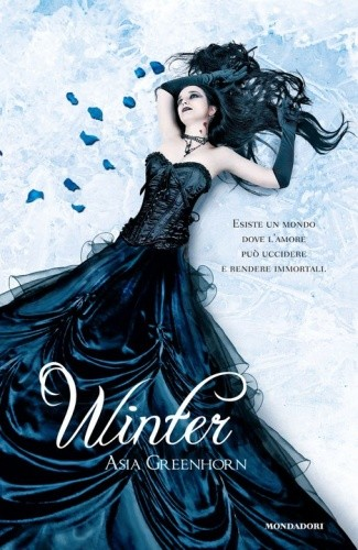 Okładka książki Winter Asia Greenhorn
