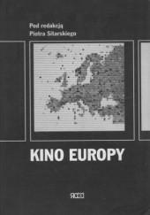 Okładka książki Kino Europy Piotr Sitarski