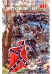 Okładka książki Gettysburg 1863 Grzegorz Swoboda