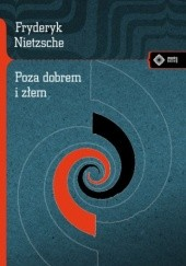 Okładka książki Poza dobrem i złem Friedrich Nietzsche