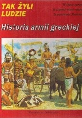 Okładka książki Historia armii greckiej