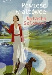 Okładka książki Powieść w altówce Natasha Solomons