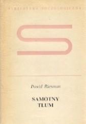 Okładka książki Samotny tłum