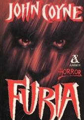 Okładka książki Furia John Coyne