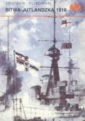 Okładka książki Bitwa jutlandzka 1916 Zbigniew Flisowski