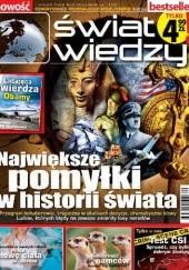 Okładka książki Świat Wiedzy (4/2012) Redakcja pisma Świat Wiedzy