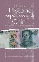 Okładka książki Historia współczesnych Chin. Od Mao do gospodarki rynkowej John Gittings