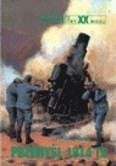 Okładka książki Przemyśl 1914-15
