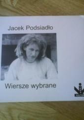 Okładka książki Wiersze wybrane 1990-1995 Jacek Podsiadło