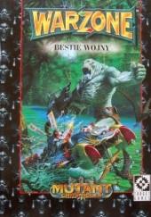 Okładka książki WarZone - Bestie wojny Dave Jones,Chris Bledsoe
