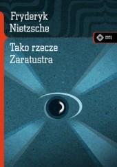 Okładka książki Tako rzecze Zaratustra Friedrich Nietzsche