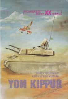Okładka książki Yom Kippur Krzysztof Kubiak