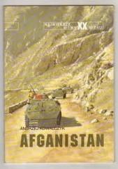 Okładka książki Afganistan 79-89 Andrzej Kowalczyk