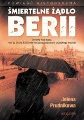 Okładka książki Śmiertelne żądło Berii Jelena Jelena Prudnikowa