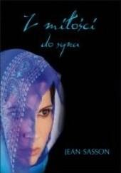 Okładka książki Z miłości do syna Jean Sasson