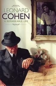 Okładka książki Leonard Cohen. Życie sekretne Anthony Reynolds