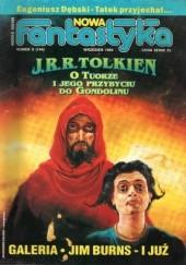 Okładka książki Nowa Fantastyka 144 (9/1994) J.R.R. Tolkien,Eugeniusz Dębski,Marta Tomaszewska,Nancy Kress,Redakcja miesięcznika Fantastyka