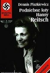 Okładka książki Podniebne loty Hanny Reitsch