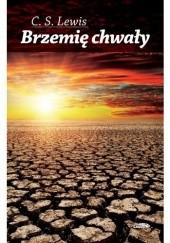 Okładka książki Brzemię chwały Clive Staples Lewis
