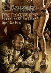 Okładka książki Czwarty napastnik Kjell Ola Dahl