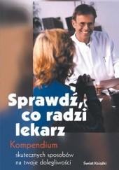 Okładka książki Sprawdź, co radzi lekarz praca zbiorowa