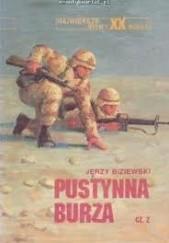 Okładka książki Pustynna Burza cz.2