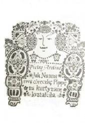 Okładka książki Jak Nanna swą córeczkę Pippę na kurtyzanę kształciła Pietro Aretino